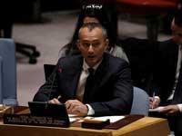 """השליח המיוחד של האו""""ם למזרח התיכון, ניקולאי מלדנוב/ צילום:רויטרס Mike Segar"""