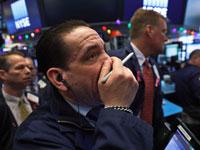 סוחרים מודאגים בבורסת ניו יורק/ צילום: רויטרס