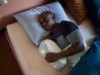 רובוט–כרית נגד נדודי שינה  / צילום יחצ