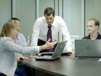 MBA ברופין. סימולציות עסקיות וכלי ניהול וקבלת החלטות מתקדמים / צילום: רן אליהו