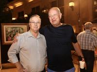אבי דותן ודודי ויסמן / צילום: פאביאן קולדורף