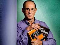 פרופסור חיים לוי  / צילום: פרס א.מ.ת מתוך ויקיפדיה