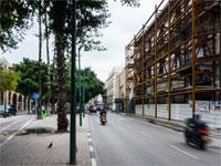 שיפוץ המלון של ישרוטל בשד' ירושלים/ הדמיה: צילום: יוסי כהן