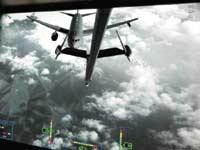 מטוס תידלוק של בואינג מדגם KC 46/ צילום:בואינג