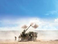 התותח של אלביט  / צילום:י חצ אלביט מערכות