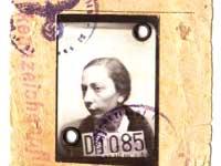 מסמכי השחרור של רנאטה ממחנה העבודה בברלין