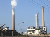 תחנת הכוח רוטנברג ליד אשקלון / צילום: יוסי וייס