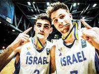 שחקני נבחרת העתודה./  צילום: FIBA