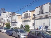 הבניינים בנחלת יצחק/ צילום: איל יצהר