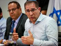 """נתי כהן מנכ""""ל משרד התקשורת ואיוב קרא שר התקשורת/ צילום: שלומי יוסף"""