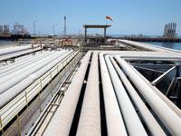 מזקקת נפט של ענקית הנפט הסעודית ארמקו. / צילום: רויטרס, Ahmed Jadallah