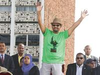 ראש ממשלת אתיופיה, אבי אחמד / צילום: Stringer