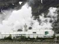 תחנת כוח גיאותרמית באיסלנד/ צילום: רויטרס, Ints Kalnins