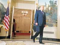 הנשיא טראמפ  / צילום: רויטרס