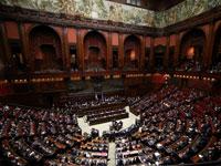 הפרלמנט האיטלקי./צילום : רויטרס Tony Gentile
