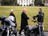 סוגר חשבון עם האופנוע הכי אמריקאי