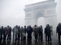 ההפגנות בפאריז. / צילום: רויטרס