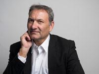 פרופסור דיוויד  סידרנסקי  / צילום: יונת בלום