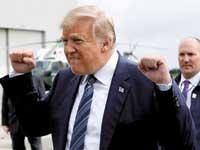 הנשיא דונאלד טראמפ/ צילום: רויטרס