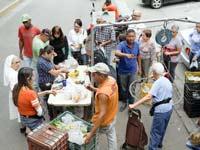 שוק בקראקס   / צילום : רויטרס, Marco Bello
