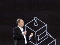 אנדי ג'סי, מנהל AWS אמזון/  צילום: רויטרס