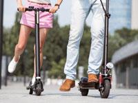 קורקינט חשמלי/  צילום: Shutterstock א.ס.א.פ קריאטיב