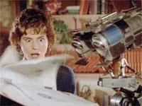 הרובוט ג'וני 5 מתוך הסרט - תקלה מופלאה