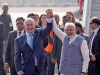 ישראל והודו: במעלה הדרך