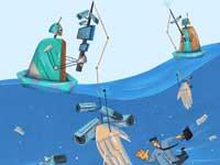 בינה מלאכותית בעבודה/איור : חן ליבמן