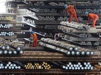 מפעל פלדה, סין / צילום: רויטרס