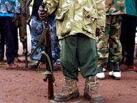 לאסור על יצוא ומכירת נשק לגורמים מפוקפקים