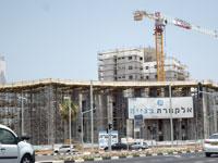 פעילות בנייה של אלקטרה ישראל. / צילום: בר אל