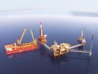 """שדה נפט שמפעילה אנרג'יאן ביוון / צילום: יח""""צ"""