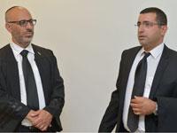 """עוה""""ד טל גבאי ויהודה פריד   / צילום: יחצ"""