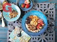סוטלאץ' בארוחת בוקר בנוסח טורקי במסעדת בנדיקט / צילום: שרית גופן