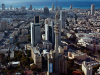 תל אביב / צילום: רויטרס, ניר אליאס