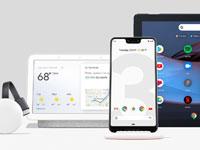 הטאבלט, הסמארטפון והתצוגה החכמה החדשים של גוגל / צילומים: Shutterstock ויחצ