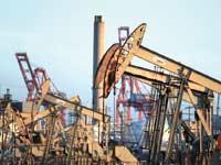 משאבות נפט בקליפורניה. / צילום: David McNew, רויטרס