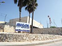 מפעל אבגול בברקן / צילום:איל יצהר