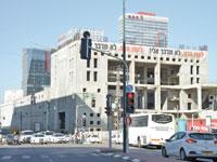 מתחם מרכז דן בבני ברק/ צילום: תמר מצפי