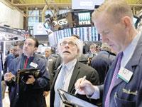 סוחרים ב NYSE / צילום: רויטרס - Brendan McDermid