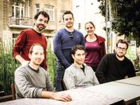 צוות המופ הישראלי של iota/ צילום: שלומי יוסף