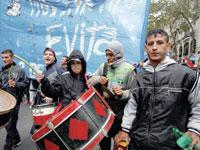 הפגנות בבואנוס איירס  / צילום: Martin Acosta, רויטרס