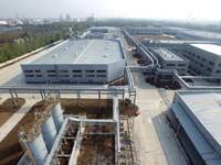המפעלים החדשים שהקימה אדמה בסין / צילום: יחצ