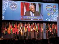 ועידת קרן המטבע, וושינגטון 2008 / צילום: רויטרס