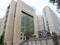 בית חולים הדסה עין כרם מגדל אישפוז / צילום: איל יצהר