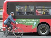 תחבורה בלונדון / צילום: רויטרס, Toby Melville