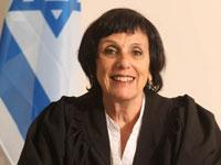 השופטת מרוז ורדה/צילום: דוברות בתי המשפט