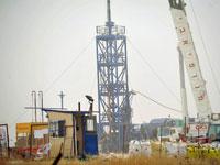 שדה הנפט מגד/   צילום: תמר מצפי