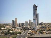מגדל בין ערים / הדמיה: מילוסלבסקי אדריכלים.
